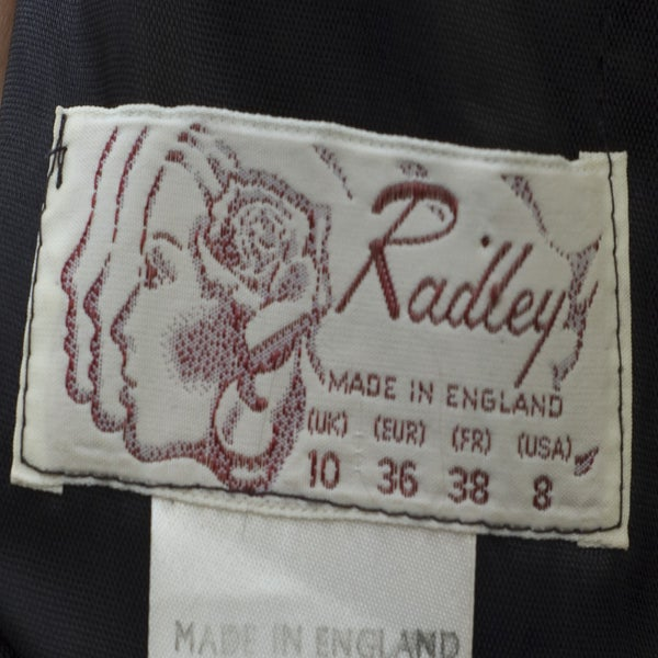 Image of Vintage 1970s Radley  Dress