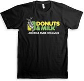 Image of Donuts & Milk Classic logo