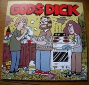 "Image of GOD$ DICK- Shitlife 7"" (TR-01)"