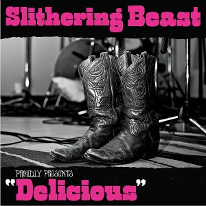 """Image of """"Delicious"""" 5 song ep"""