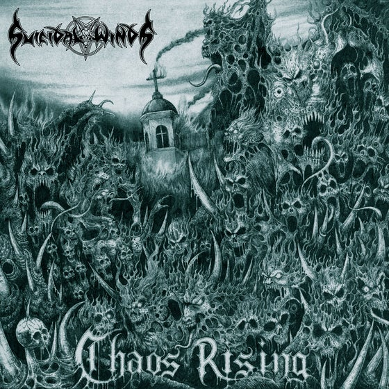 "Image of SUICIDAL WINDS ""Chaos Rising"" CD"