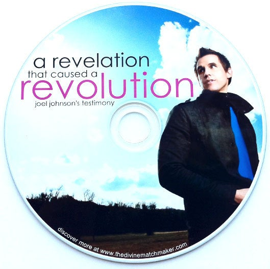 Image of A Revelation that caused a Revolution: Joel Johnson's Testimony
