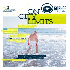 "Image of The Gopher Illustrated - Vol. 2 ""On City Limits"""