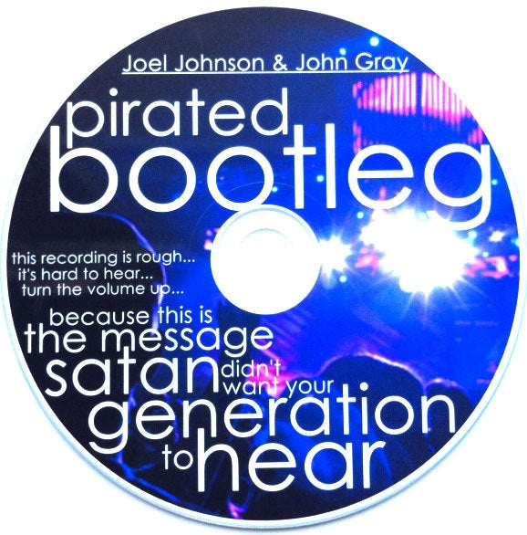 Image of Pirated Bootleg