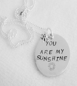 Image of You Are My Sunshine