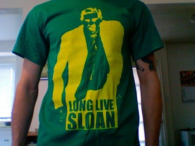 Image of LONG LIVE SLOAN