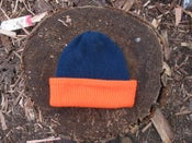 Image of Reversible knit cap