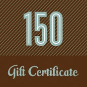 Image of Gift Certificate - $150