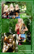Image of Green Gothard Sisters Poster