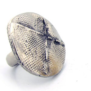 Image of Dusty Dollar Oversized Cocktail Ring