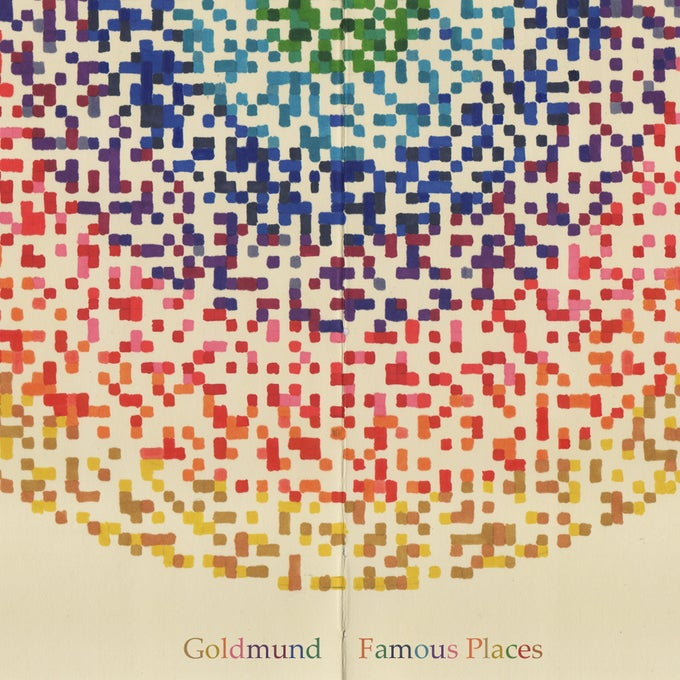 Image of Goldmund | Famous Places (flac)