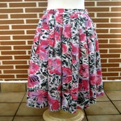 Image of FLOWERY SKIRT