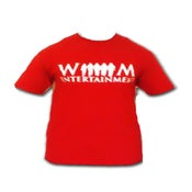 Image of Walk With Me T Shirt (Red)