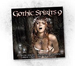 "Image of ""Gothic Spirits 9"" compilation (2CD)"