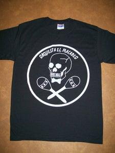 Image of Maca-Shirt Negra/Black