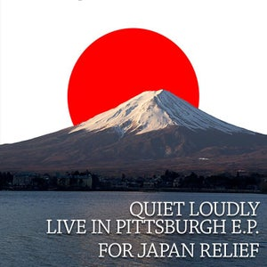 """Image of Quiet Loudly """"Live in Pittsburgh EP For Japan Relief"""" Digital Download"""