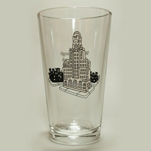 Image of Williamsburgh Savings Bank Pint Glass