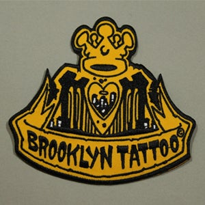Image of BKlyn Tat Logo Patch