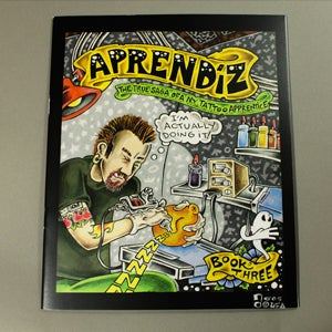 Image of Aprendiz Comics Issue #3