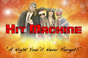 Image of Hit Machine Signed Poster