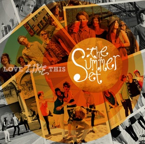 Image of The Summer Set - 'Love Like This' DELUXE CD