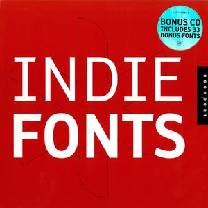Image of Indie fonts