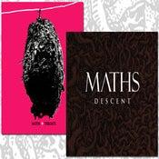 Image of Maths - Descent CD Album + Maths/Throats CD