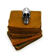 """Image of """"Full"""" Skull Ring"""