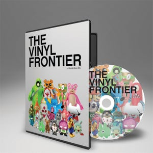Image of The Vinyl Frontier DVD