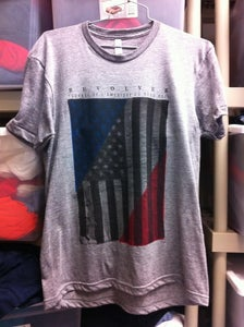 Image of North American '11 Tour Tee Shirt - limited edition !!! SOLD OUT