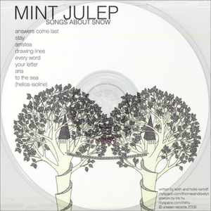 Image of Mint Julep | Songs About Snow (mp3)