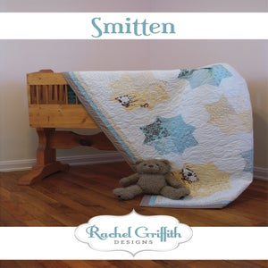 Image of smitten quilt pattern #103