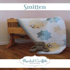 Image of smitten quilt pattern #103