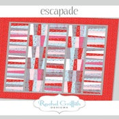 Image of escapade quilt pattern #104
