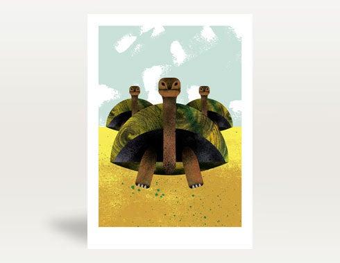 Image of Giant Galapagos Tortoise