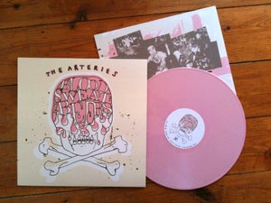 Image of 'Blood, Sweat & Beers' LP