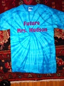 Image of Future Mrs. Hudson Shirt BLUE