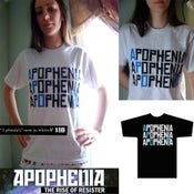 "Image of Goodbye Sale - ""3-phenias"" shirt"
