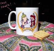 Image of Royal Wedding Commemorative Mug