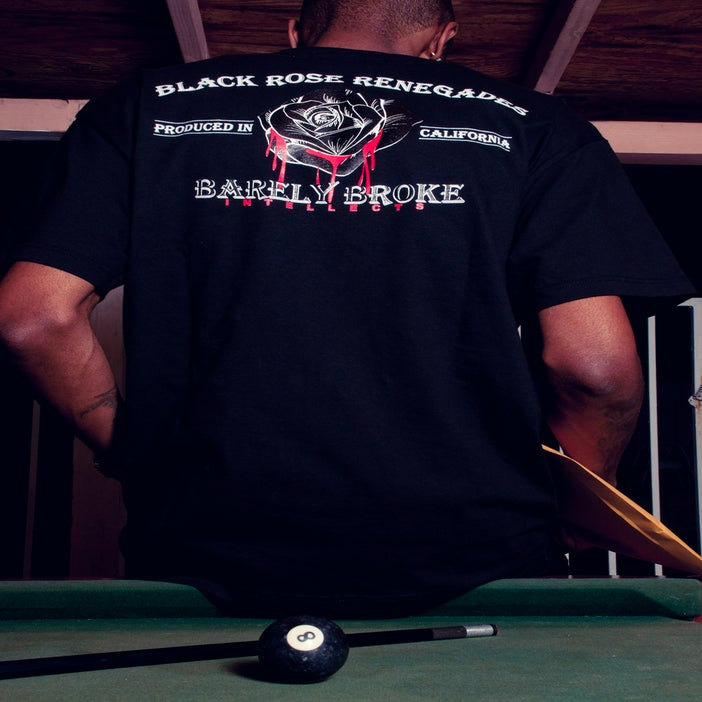 BlackRoseRenegades � Black Rose Renegades x Barely Broke Intellects