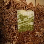 Image of Spearmint & Wheatgrass body Bar
