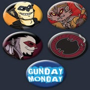 Image of Awakening Of A Superhero: Button Set