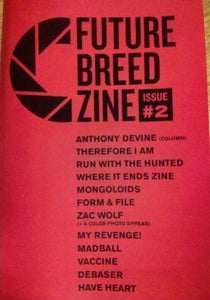 Image of Future Breed Zine - Issue 2