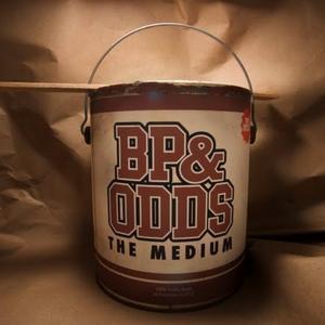 Image of BP & ODDS - THE MEDIUM LP