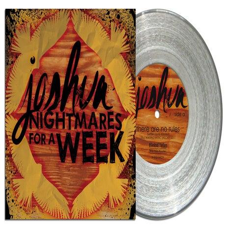 "Image of Joshua / Nightmares For A Week - SPLIT 7"" (LTD to 250)"