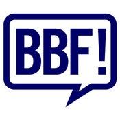 Image of BBF - Autocollant Vinyl BBF!