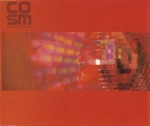 """Image of Cosm """"Organic Breaks"""" 6 song E.P. CD"""