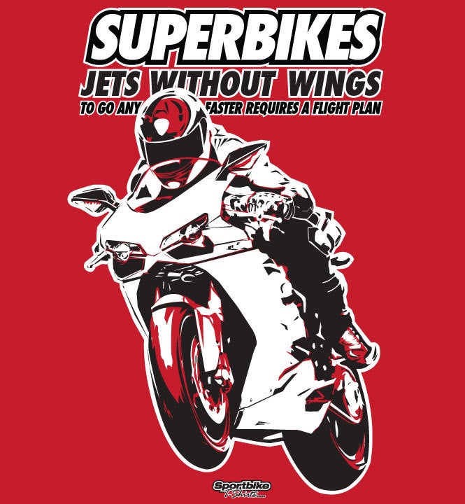 Image of Superbikes T-Shirt