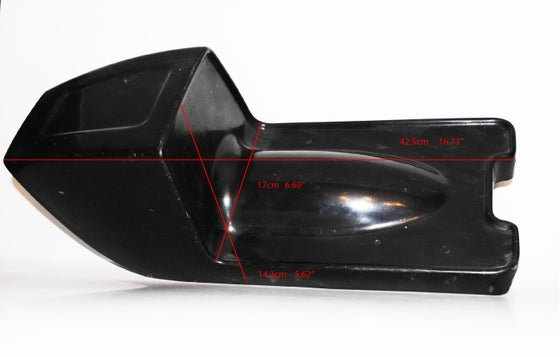 Image of Yamaha TA 125 Race Seat