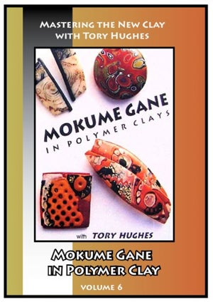 Image of Mastering the New Clay DVDs: Mokume Gane in Polymer Clay, with Tory Hughes